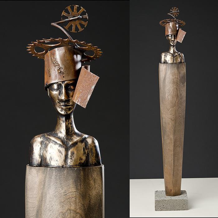 Sentinel n.7 (bronze)