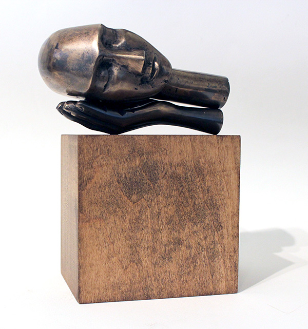 To Sleep Perchance To Dream no.I (bronze)