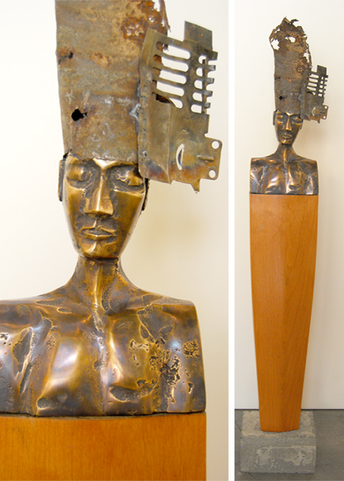 The Bronze Sentinel