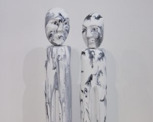 The Clothes Peg People (The Marble Addition)